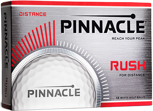 RUSH Golfball Set