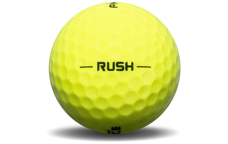 Rush Ball - Yellow (Side)